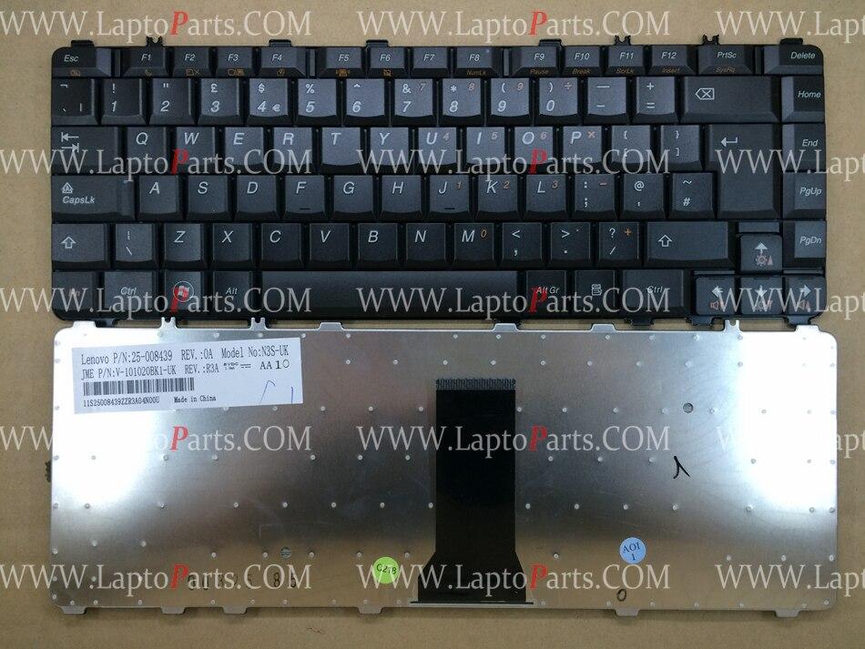 UK Keyboard for Lenovo Ideapad Y450 Y450A Y450AW Y450G Y550 Y550A Y550P Y460 Y560 Brown