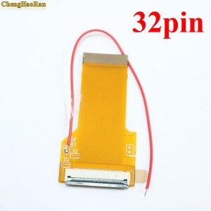 Image 5 - Сменный 32Pin 40 Pin для Gameboy Advance MOD, ЖК кабель задней подсветки ленты для GBA SP, экран с подсветкой 32P 40 P, 1 шт.