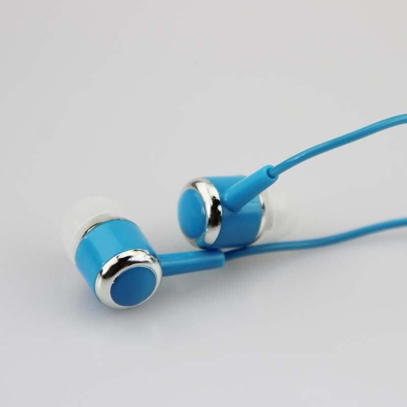 3 5mm In ear Piston Binaural Stereo Earphone Headset with Earbud Listening Music for smart watch