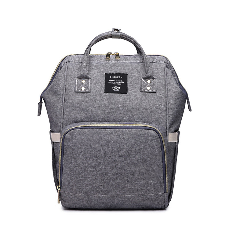 Fashion Mummy Bag Maternity Baby Diaper Bag Large Capacity Nursing Bag Travel Backpack Designer Baby Care Nappy Bag