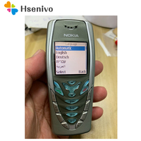 100% Original Unlocked Nokia 7210 Cell Phone Old Cheap Phone one year warrnty Refurbished Free shipping