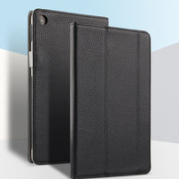 High Quality Genuine Leather Case Cowhide Cover For Xiaomi Mi Pad 4 MiPad4 8 Protective For Mi Pad4 Mipad 4 8.0 inch Tablet