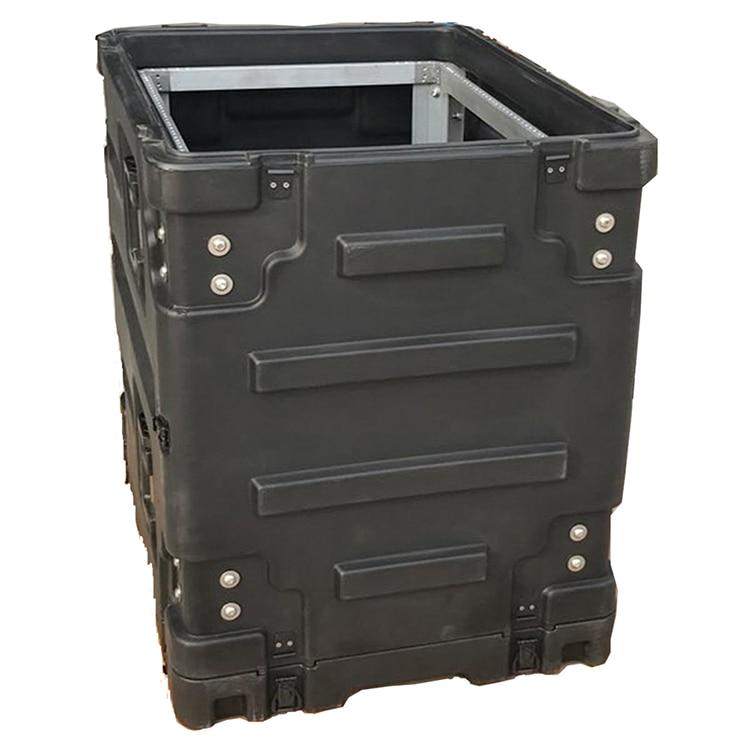 Case Tricases-Shanghai Shock-Rack Waterproof High-Military Standard 14U RU140 Anti-Crash