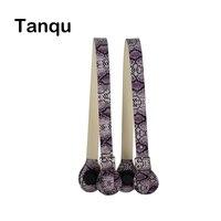 New Obag Variable Handle Long Short Adjustable Snake Skin Handles With Drop Buckle For O Bag