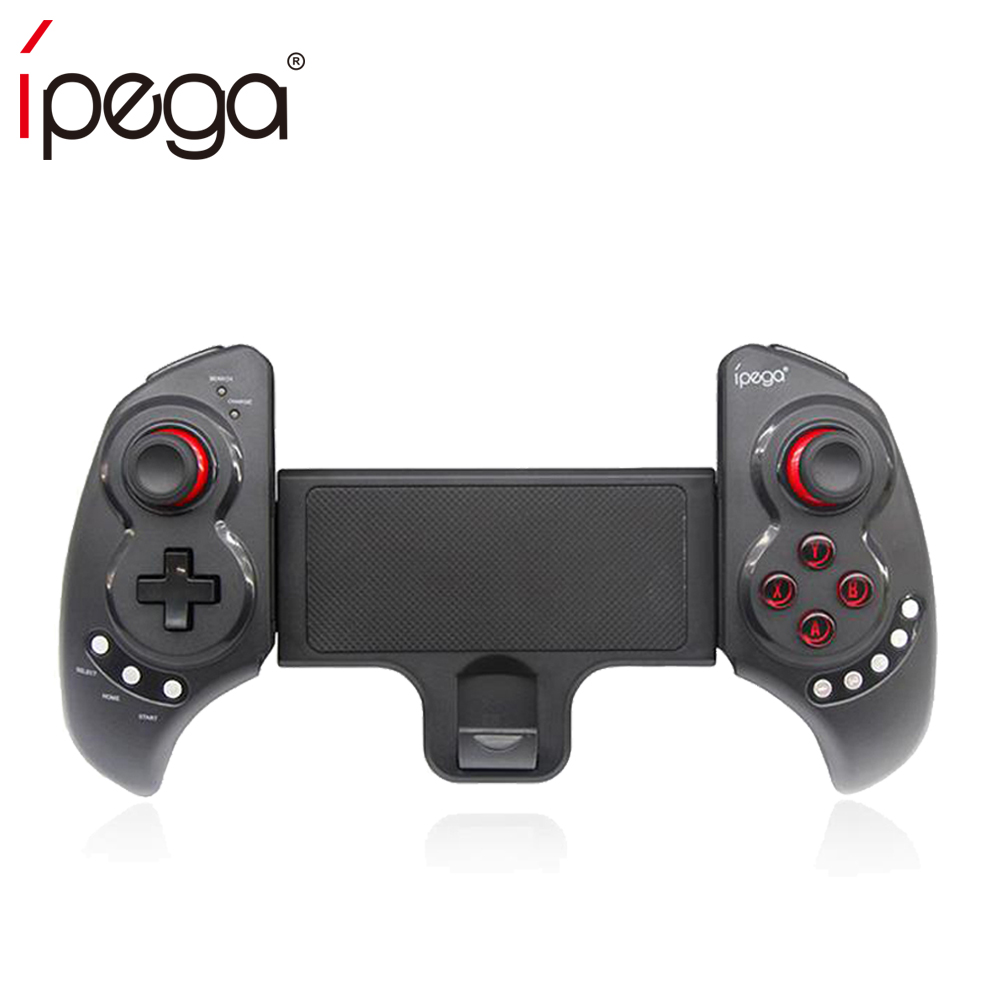 IPEGA PG-9023 PG 9023 Wireless Gamepad Bluetooth Telescopic Game Controller for Android/ iOS Tablet PC Smartphone Joystick Pad цена 2017