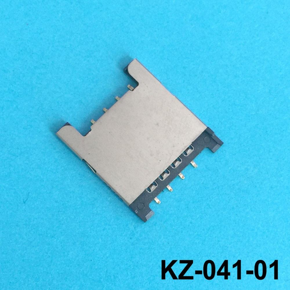 For HTC Sensation 4G G14 XE G18 Desire HD G10 A9191 HD2 T8585 T8588 Sim Card Tray Slot Holder Socket Connector Repair Part