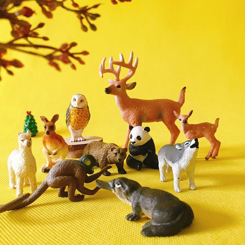 Gnome/moss Bonsai/diy-Model Owl Miniatures/lovely Cute/fairy Doll-house/1pcs/snail-Dog