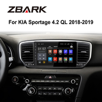 Android 9.0 RAM 2G car radio multimedia player for KIA sportage 2018 2019 KX5 gps navigation 2 din car stereo