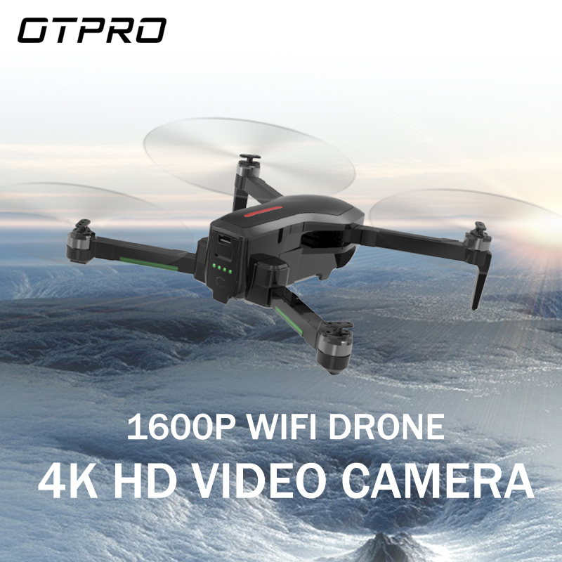 OTPRO CX7 Youpin iDol FPV RC Drone GPS Foldable Drone Camera HD 1080P /AI Gesture Control /Follow Mode /Optical Flow Quadcopter