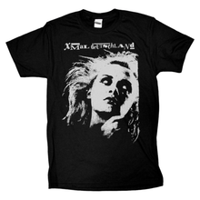 Xmal Deutschland Shirt Goth 4AD Sisters of Mercy The Cure UK Siouxsie Banshees Letter Top Tee T-Shirt Men Short Sleeve T