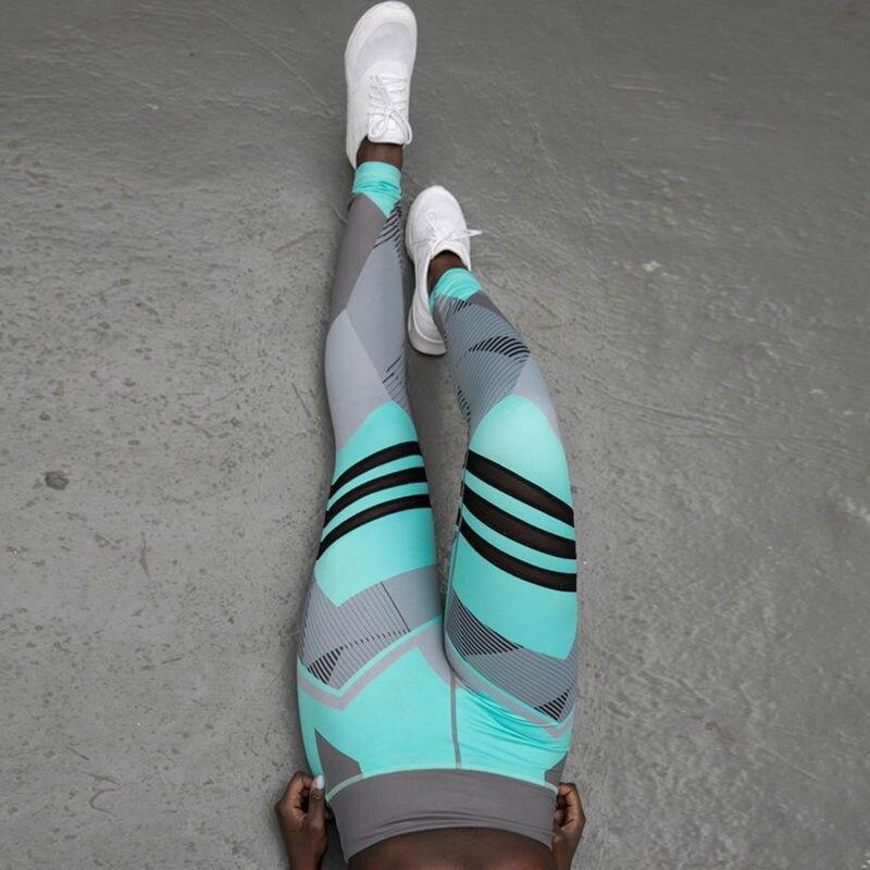 Women High Waist Leggings Sexy Hip Push Up Pants Fitness Legging Jegging Gothic Jeggings Legins Patchwork Workout Leggins