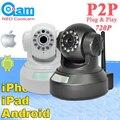 Neo coolcam hd 720 p megapíxeles cámara domo ip wifi pan tilt girar Tarjeta SD de la ayuda P2P Wireless IR de La Visión Nocturna Audio de Dos vías