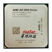 AMD A8 Series A8 3870K A8 3870 A8 3870K 3 0 GHz Quad Core CPU Prozessor AD3870WNZ43GX Buchse FM1-in CPUs aus Computer und Büro bei