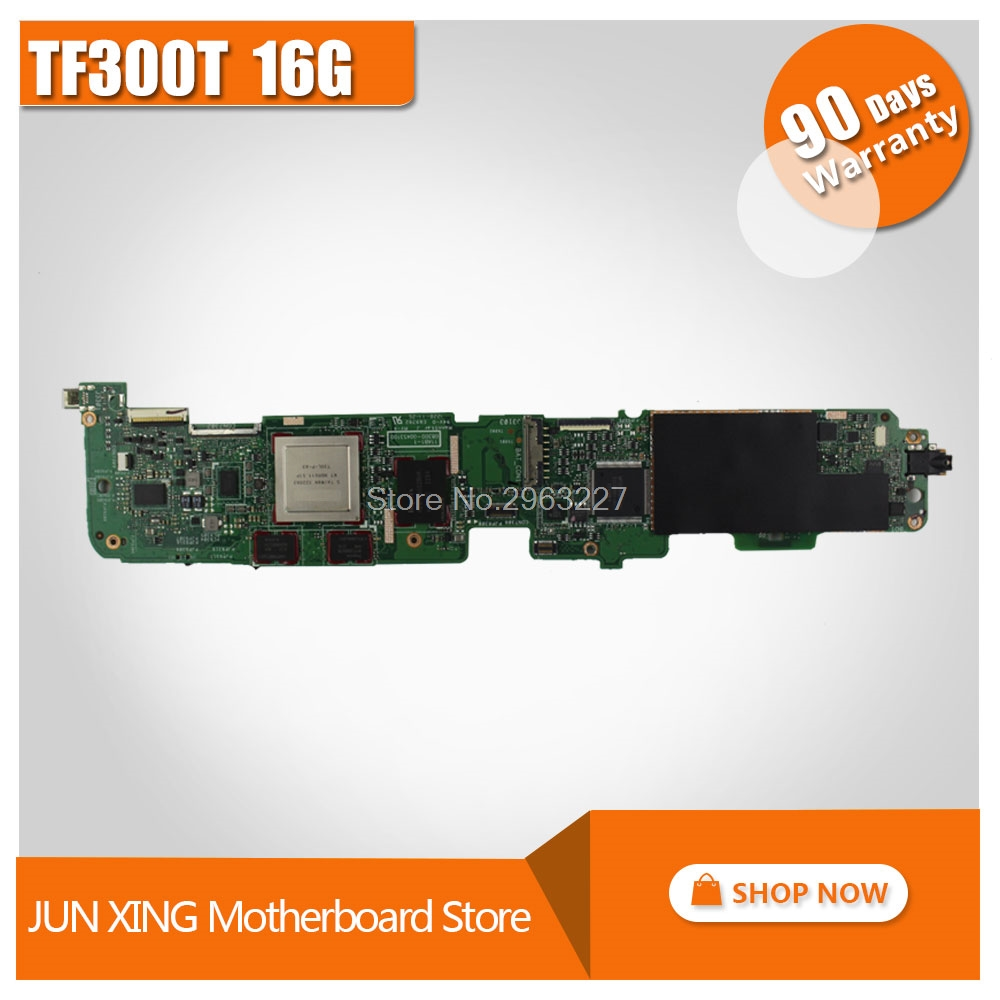 for ASUS TF300T Laptop motherboard REV1.3G 16G Tablet motherboard Logic board System Board used for toshiba 281c 351c 451c copier motherboard logic board interface board lgc board
