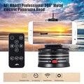 Afi MRA01 Metal Professional 360 grau elétrica Panorama cabeça bola de cabeça para a ação GoPro Camera Smartphone com controle remoto