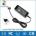 15 В 1.2A 18 Вт ноутбук AC адаптер питания зарядное устройство для ASUS Eee Pad TF600 TF600T TF701T TF810C TF810 портативный