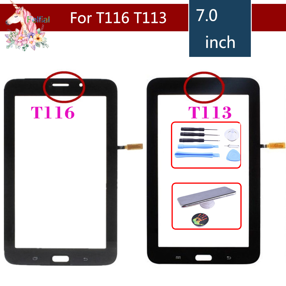③ New! Perfect quality original touch screen galaxy tab 3
