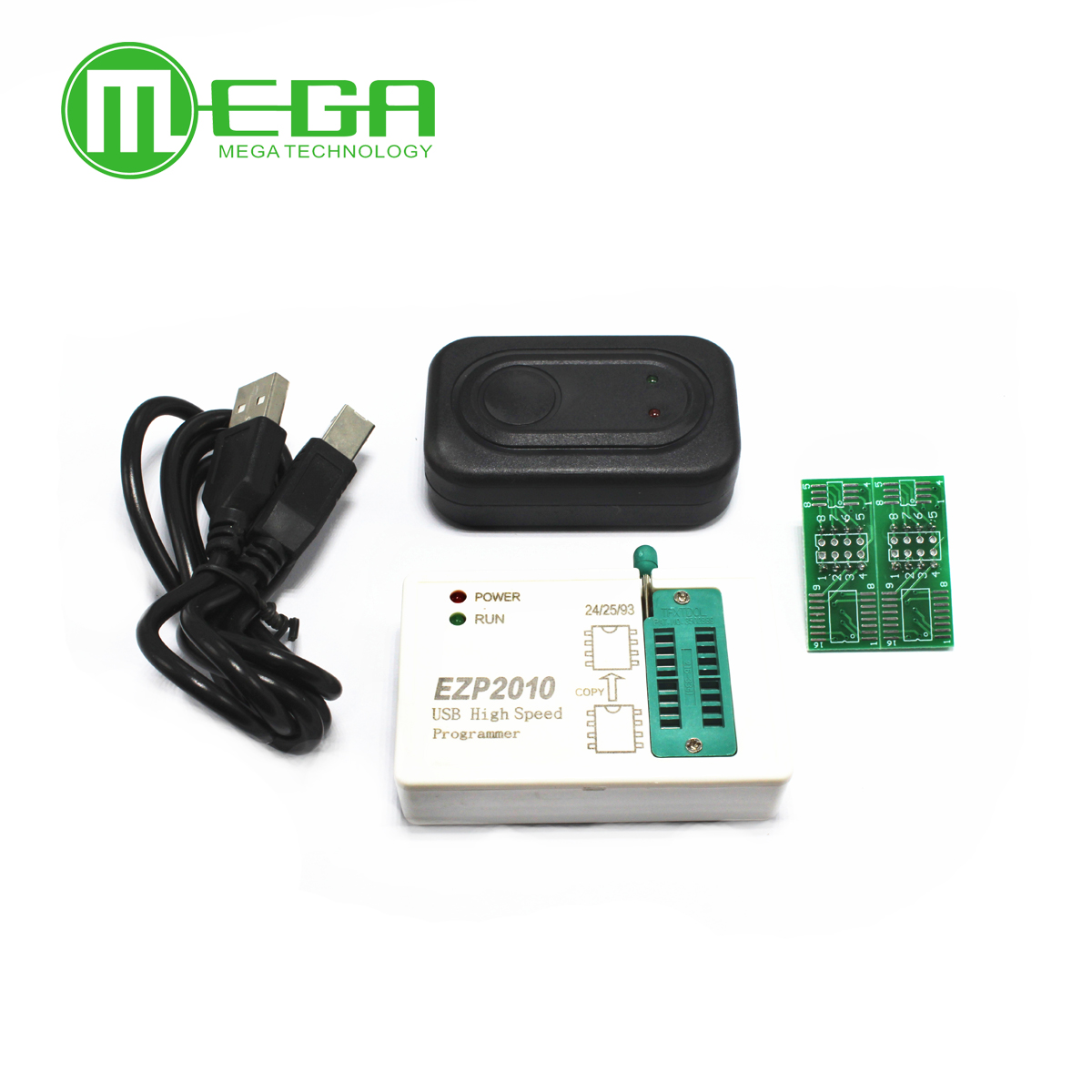 EZP2010 alta velocidad del USB SPI Programmer support24 25 93 EEPROM 25 flash bios chip