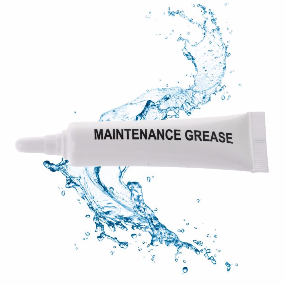 New Waterproof Diving O-ring Sealing Lube Maintenance Grease Silicone Lubricant Glue 7HH1100923 цена
