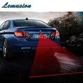 1X Coche Rojo de la Cola del Laser Luz de Niebla 12 V Para Solaris Hyundai Tucson 2016 IX35 I30 I20 Acento Santa Fe Para Lada Granta Kalina Priora