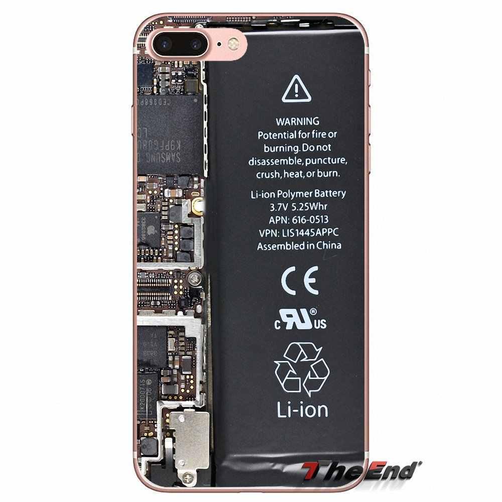 Для Sony Xperia M2 M4 M5 E3 T3 XA aqua Z Z1 Z2 Z3 Z5 компактный LG G4 G5 G3 g2 Мини-смешно Материнские платы мягкая сотовый телефон чехол
