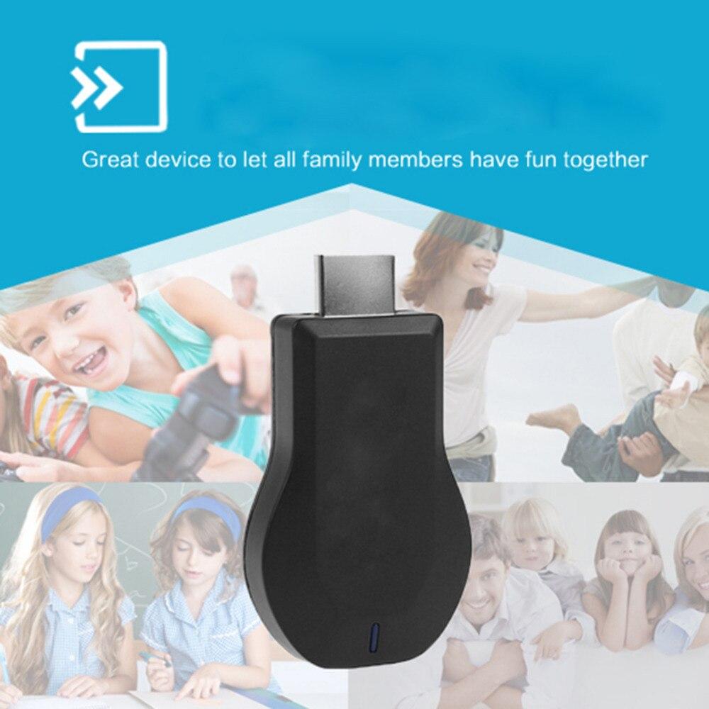 Miracast HDMI WIFI дисплейі DONGLE AIRPlay - Басты аудио және бейне - фото 3