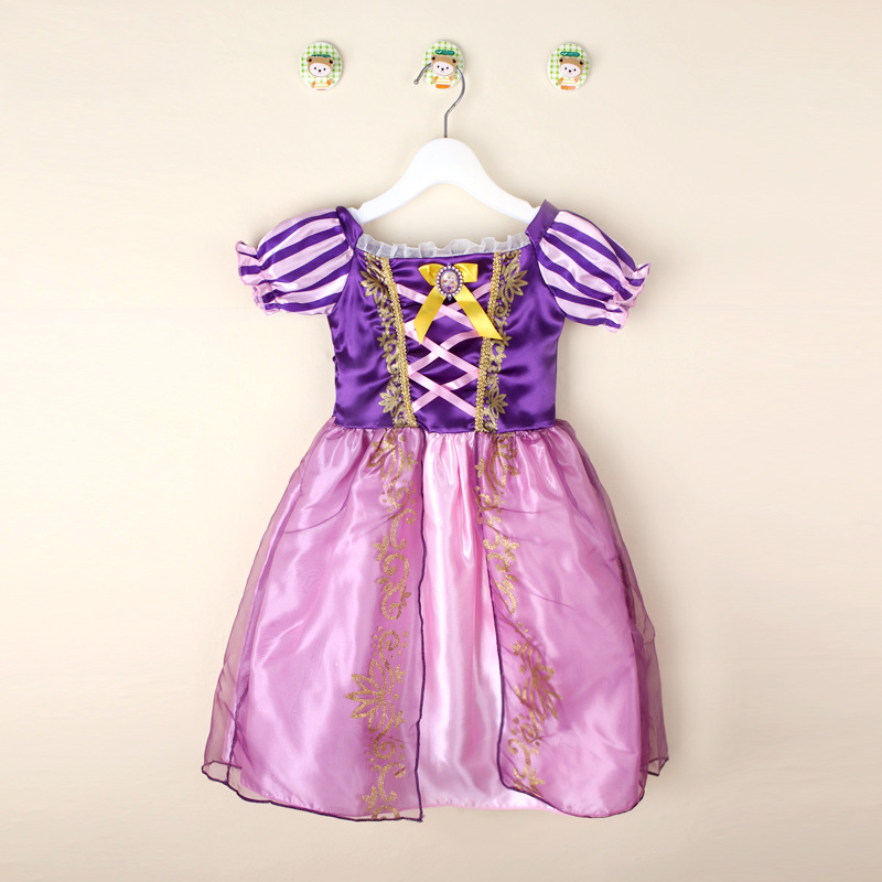 ZIKA-New-Girls-Cinderella-Dresses-Children-Snow-White-Princess-Dresses-Rapunzel-Aurora-Party-Halloween-Costume-Brand-kids-Dress-2