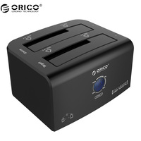 ORICO 2 5 3 5 Inch USB3 0 ESATA With 1 To 1 Clone External Hard