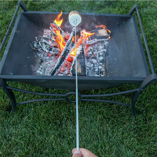 Camping Fire Pit >> Camping Campfire Camping Campfire Fire Pit Accessories Hot Dog