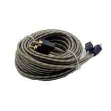 Аудио кабель питания Кабельный динамик провода RCA к RCA 1 шт. 5 м Чистый медный кабель усилитель звука для автомобиля наборы