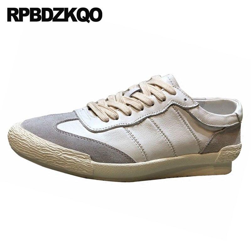 Up Skate Printemps Lace White Formateurs Appartements New Qualité 3 white 2 Haute white Sneakers Hommes Designer 1 2018 black Étanche Oxford 2 black Casual 1 Chaussures Richelieu black Black Confort wqXz8O1