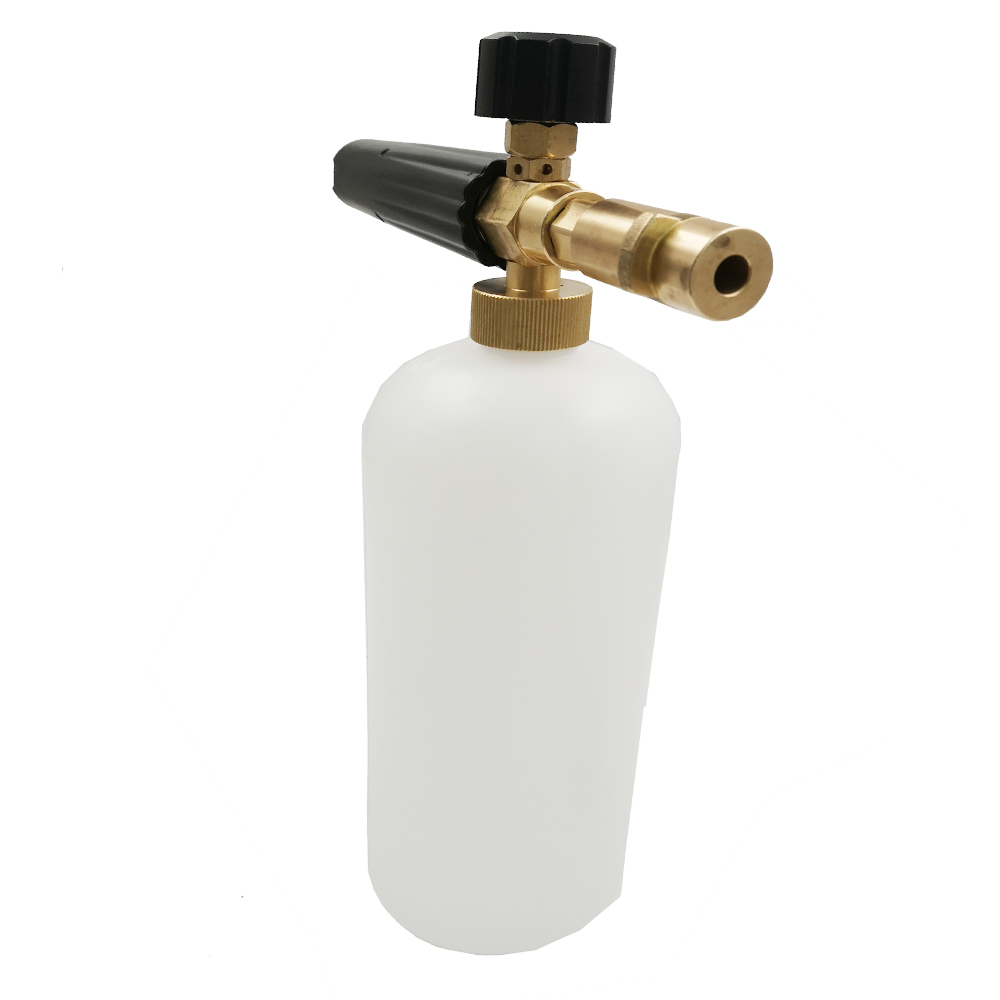 Image 4 - Car Washer Metal Water Sprayer Jet Lance with Quick 5 Nozzles Tips for Karcher K2 K3 K4 K5 K6 K7 High Pressure Washers 1L Bottle-in Water Gun & Snow Foam Lance from Automobiles & Motorcycles