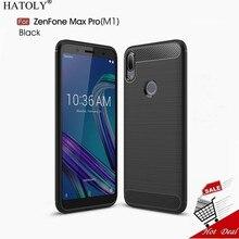 Asus Zenfone Max Pro M1 ZB602KL Case Soft Silicone Case For Asus Zenfone Max Pro M1 ZB602KL Cover ( ZB601KL ) X00TD Bumper Case смартфон asus zenfone max pro zb602kl 4 64gb blue