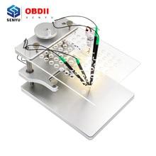 גבוהה באיכות BDM מסגרת ECU מתכנת כלי עם LED BDM מסגרת שולחן עבור FGTECH BDM 100 קס V2 KTAG K TAG ECU מתכנת כלי