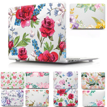Print Laptop Case For Apple macbook Air Pro Retina 11 12 13 15 inch Touch Bar Shell Cover New Macbook 13.3 15.4