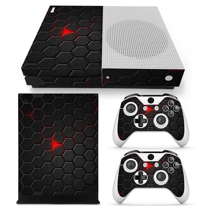 חדש עבור Xbox One Slim קונסולת עור - משחקים ואביזרים