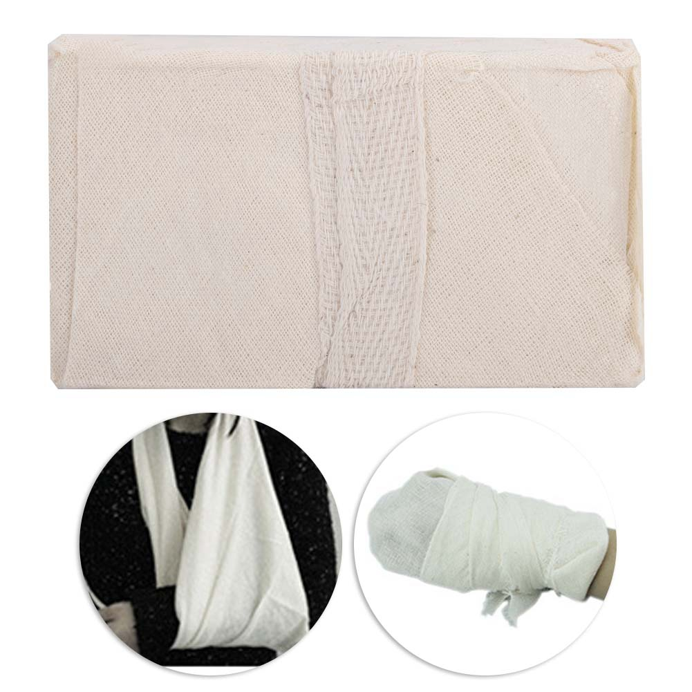 PE Compressed Sterile Triangle Bandage Bag First Aid Medical Military Wound Care Dressing Prepping Travel Emergency Kit in Emergency Kits from Security Protection
