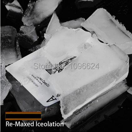 ФОТО Re-Maxed Iceolation  (DVD + Gimmick)  - Magic Trick,card mental stage close up magic props