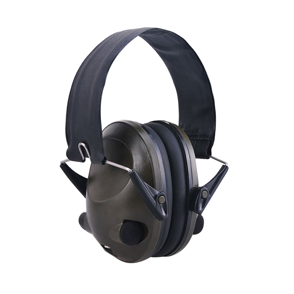CARPRIE Anti-Noise Tactical Headset Sport Hunting Earmuff Headphone Anti-noise Electronic Earmuff For Shooting Dropshipping
