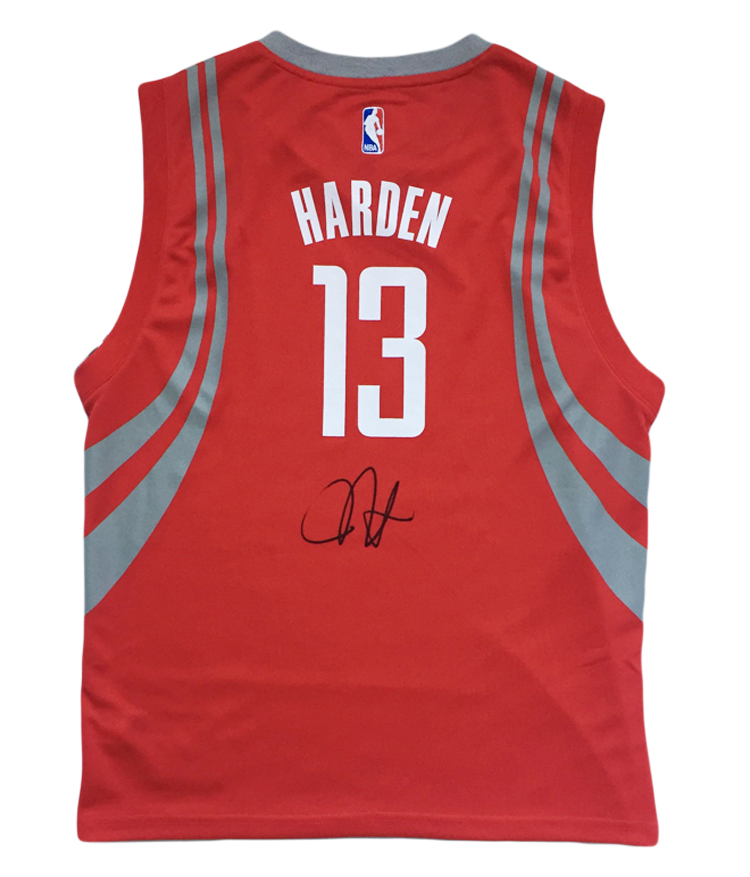 cheaper 78080 22d90 US $750.0  James Harden signed autographed basketball shirt jersey come  with Sa coa framed Teamwinning Boxed-in Frame from Home & Garden on ...