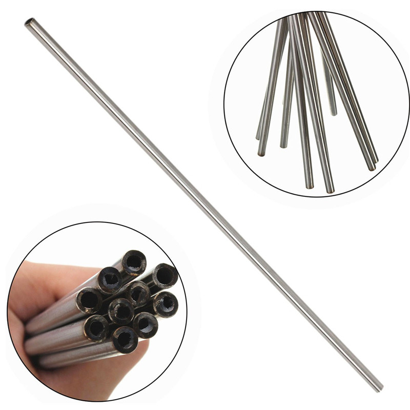 304 Stainless Steel Capillary Tube OD 10mm x 8mm ID, Length 0.5m 11 11 free shippinng 6 x stainless steel 0 63mm od 22ga glue liquid dispenser needles tips