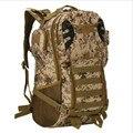 2016 Nova moda Mochila molle Mochilas de Viagem sacos Mochila Militar 45L mochlia frete grátis