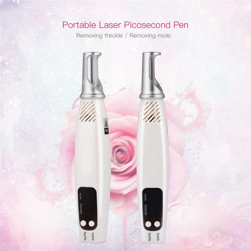Professional Laser Picosecond Pen Freckle Removal Mole Dark Spot Eyebrow Pigment Laser Acne Remover Machine Beauty Care Device50