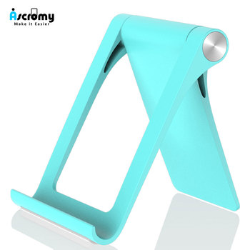 Ascromy For iPad Stand 360 Degree Adjustable Tablet Holder For Samsung Xiaomi Huawei iPad Pro Mini Air 2018 Soporte Accessories