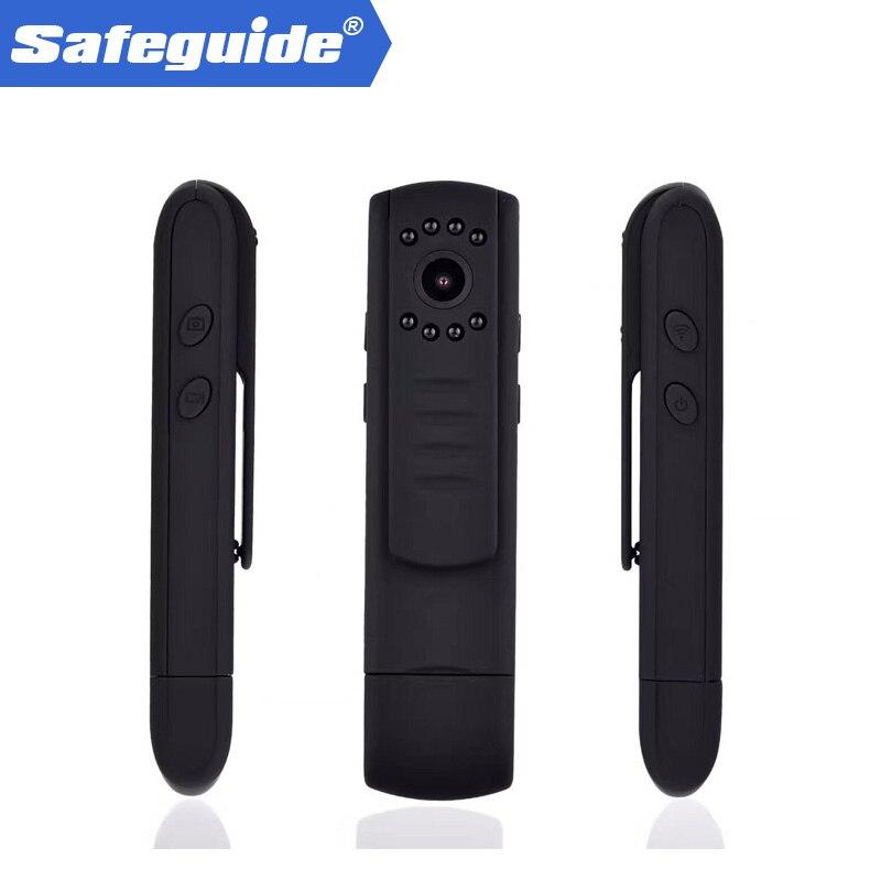 L7 1080P HD Mini Camera Security Monitor Body DVR WIFI Recording Pen wifi camera blueskysea 2k hd s60 body personal security