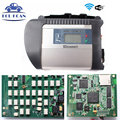 Top MB Star C4 Sd Connect For Bez CarS&Trucks Auto Diagnostic Tool (12V+24V) Full Chip PCB with WIFI SD C4 Main Unit