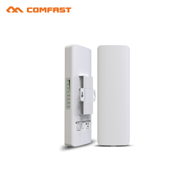 2km Outdoor CPE WIFI Repeater COMFAST CF-E214 500mW wireless POE Access Point Long range AP Range Extender RJ45 IP cam receiver