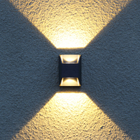 Outdoor LED Wall Washers Garden Wall Light Exterior Wall Light Waterproof led Wall Lamp Outdoor Driveway Lights Exterior Lamps