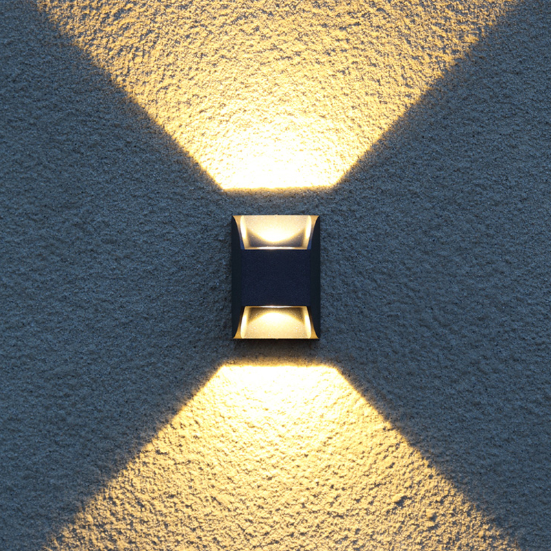 Outdoor LED Wall Washers Garden Wall Light Exterior Wall Light Waterproof led Wall Lamp Outdoor Driveway Lights Exterior Lamps цена 2017