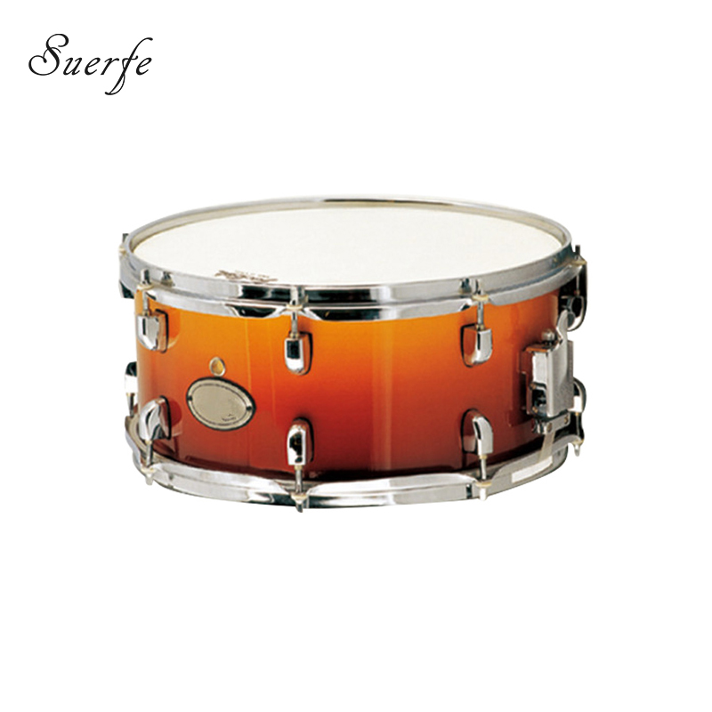suerte professional birch snare drum polyester drumhead 14 6 5 size painting drums. Black Bedroom Furniture Sets. Home Design Ideas